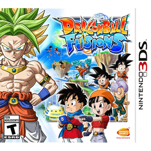 BANDAI NAMCO Dragon Ball Fusions (Nintendo 3DS)