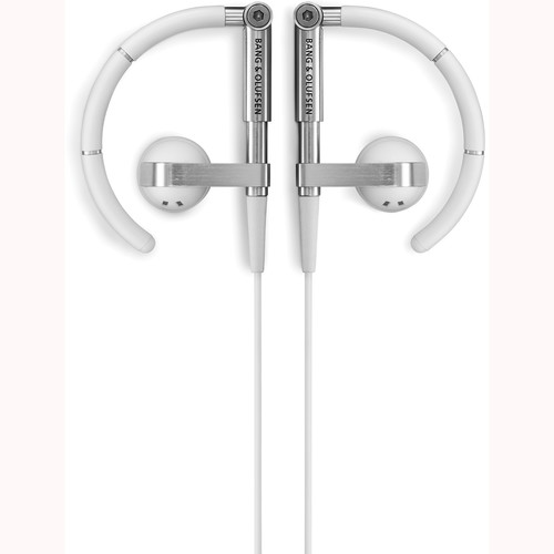 B&O PLAY by Bang & Olufsen Earphones & Earset 3I with Remote and Microphone (White)