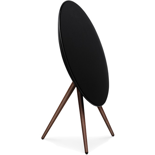 Bang & Olufsen Beoplay A9 One-Point Music System with Walnut Legs (Black)
