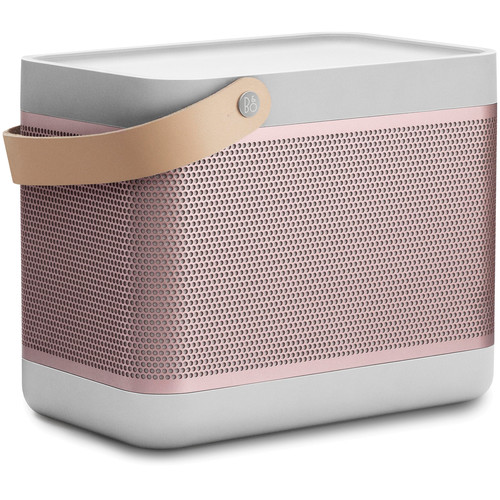 B&O PLAY by Bang & Olufsen Beolit 15 (Shaded Rosa with Leather Handle)