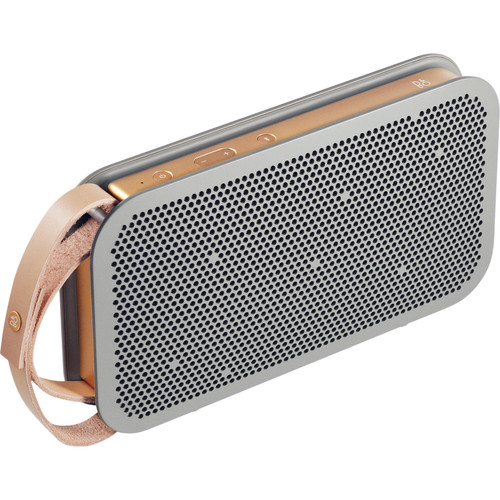B&O PLAY by Bang & Olufsen Beoplay A2 Bluetooth Speaker (Gray)