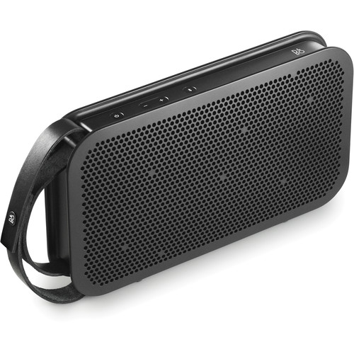 B&O PLAY by Bang & Olufsen Beoplay A2 Bluetooth Speaker (Black)