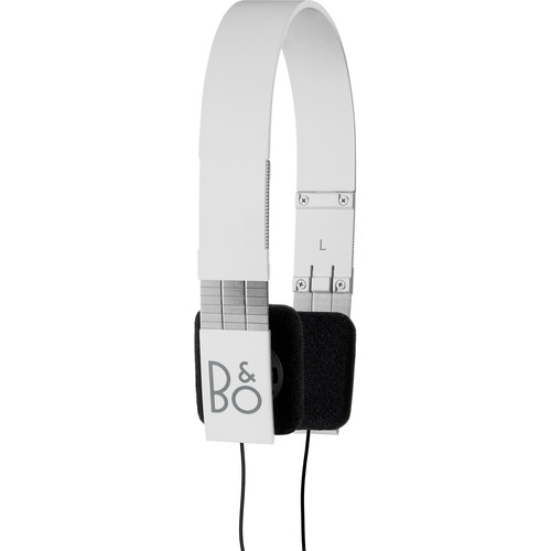 B&O PLAY by Bang & Olufsen Form 2i On-Ear Headphones (White)