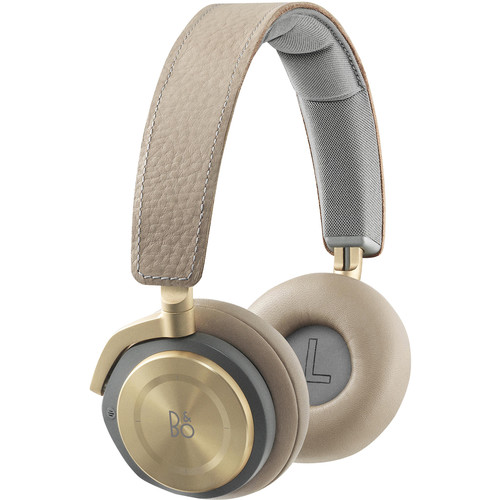 B&O PLAY by Bang & Olufsen B & O Play H8 Wireless Noise Canceling Headphones (Argilla Bright)