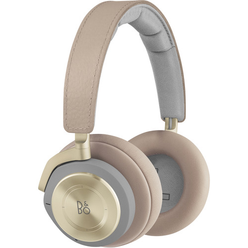 Bang & Olufsen Beoplay H9 Noise-Canceling Wireless Over-Ear Headphones (Argilla Bright)
