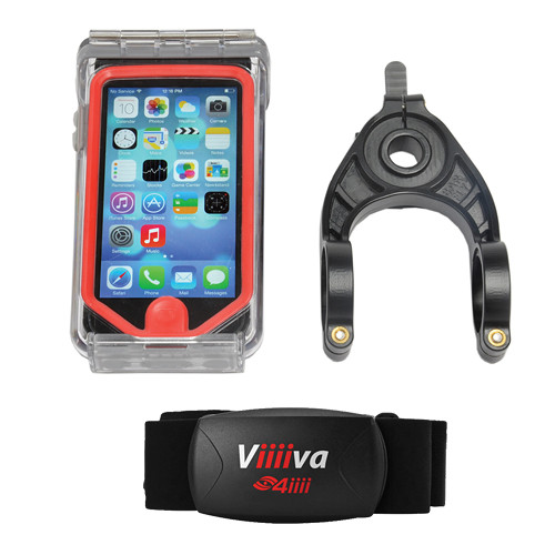 Bar Fly Handlebar Mount Deluxe Bundle for iPhone 5/5s