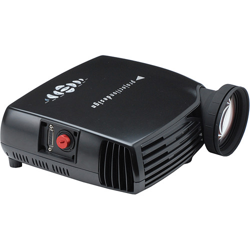 Barco FR12 WUXGA Installation Projector (Wide Lens/High Brightness Color Wheel)