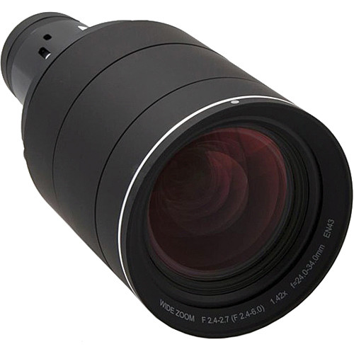 Barco Wide Angle Zoom 1.12-1.58:1 WUXGA Lens (EN43)