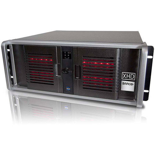 Barco XHD-400 4-Output HD Media Server
