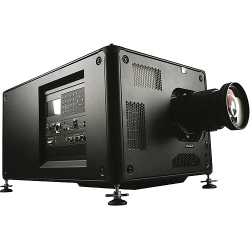 Barco HDX-W12 12,000 Lumens, WUXGA DLP Projector with Lens & Touring Kit
