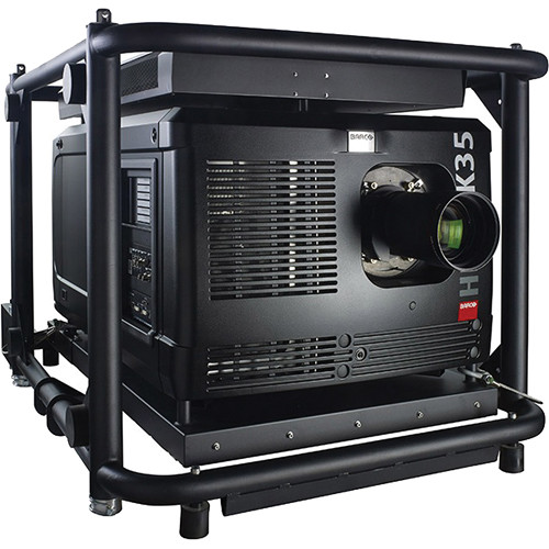 Barco HDQ-4K35 35000 LM 4K Short Throw DLP Projector, Panel, Scalers, & Lens