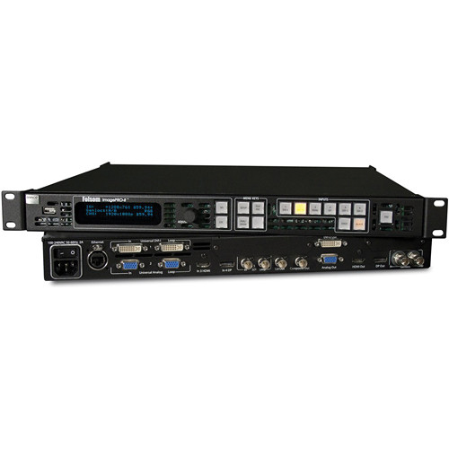 Barco ImagePRO-II All-in-One Video Scaler, Scan Converter and Switcher