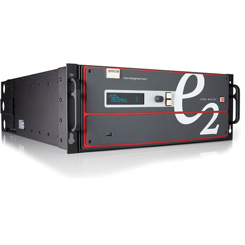 Barco E2 4K Screen Management System
