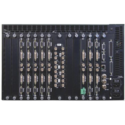 Barco FSN3G 1804 Preconfigured FSN-1400 Video Processing Chassis