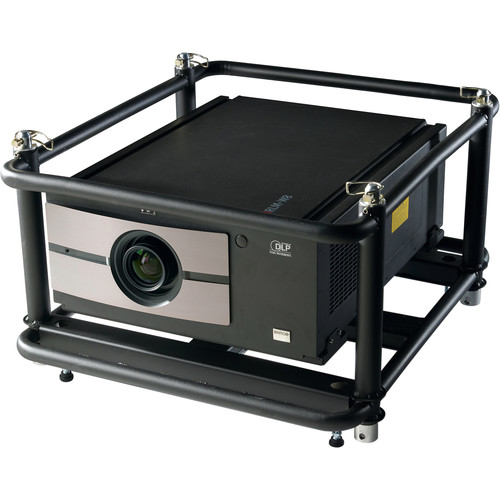 Barco RLM-W8 WUXGA DLP Projector Touring Kit with 1.45-1.74:1 Zoom Lens & Frame