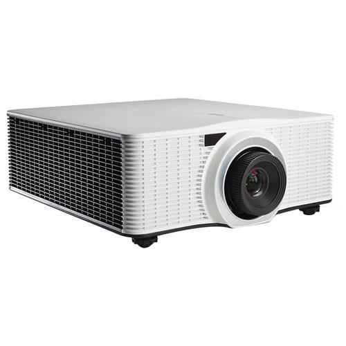Barco G60-W8 8000-Lumen WUXGA Laser DLP Projector (White, Body Only)