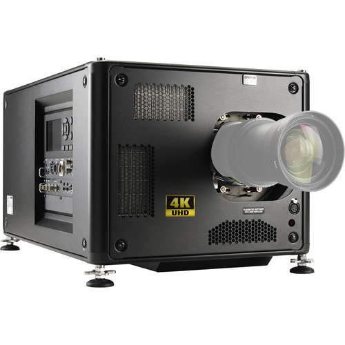 Barco HDX-4K17 13,000-Lumen 4K UHD 3-Chip DLP Projector (No Lens)