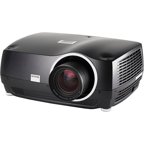Barco F32 SXGA+ (1400 x 1050) Multimedia Projector (No Lens)