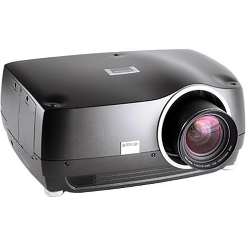 Barco F35 AS3D WUXGA Multimedia Projector (No Lens, Black Metallic)