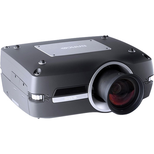 Barco F85 11,000-Lumen 1080p DLP Projector (Pearl White, No Lens)
