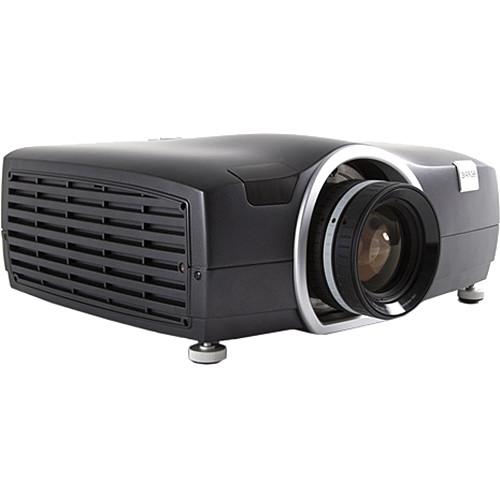 Barco F50 WQXGA 3D Multimedia Projector (No Lens, Black Metallic)