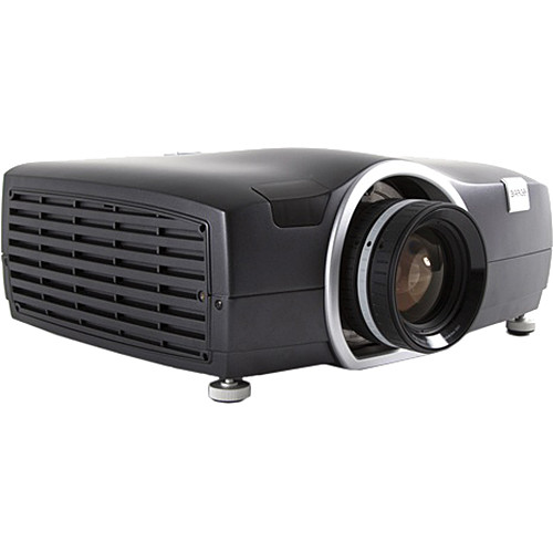 Barco F50 Panorama 3D Multimedia Projector (No Lens, Black Metallic)