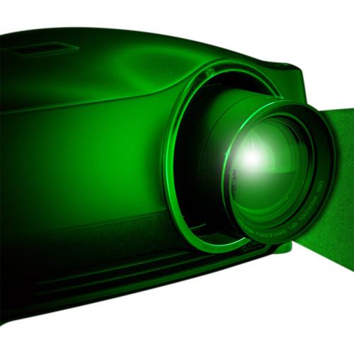 Barco Projector Body-Black Metallic FS35 WQXGA X-Port (MKIII),