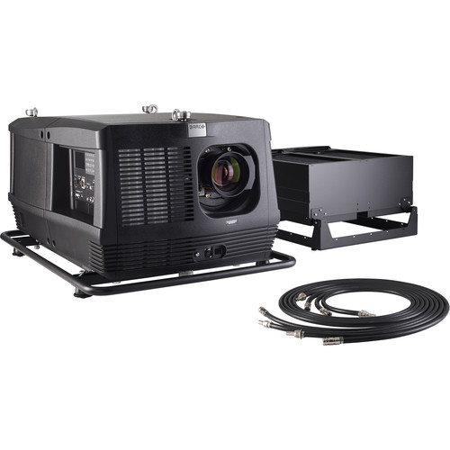 Barco Projector Body With Cooler Kit HDF W30LP Flex,