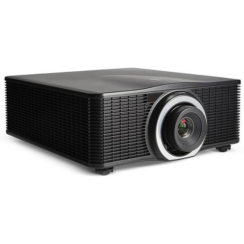 Barco G60-W8 WUXGA 8000 Lumens DLP Laser Projector Body with Standard Lens (Black)