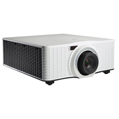 Barco G60-W8 WUXGA 8000 Lumens DLP Laser Projector Body with Standard Lens (White)
