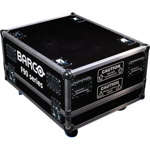 Barco Flightcase for F90 Projector