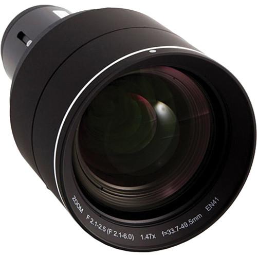 Barco High Resolution Standard Zoom EN41 Lens