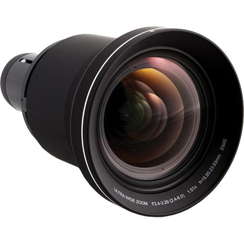Barco Ultra Wide Angle Zoom 0.75-1.13:1 WUXGA Lens (EN45)