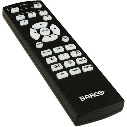 Barco Remote Control for Barco RLM Series Projectors
