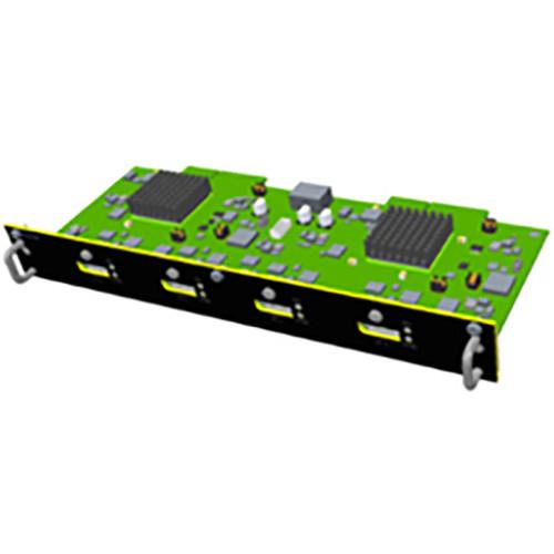 Barco Quad DP1.2 Input Module for Select Projectors