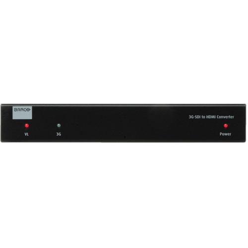 Barco HD-SDI/3G to HDMI/DVI Converter