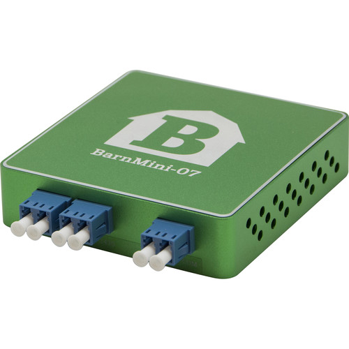 Barnfind Technologies 4-Channel CWDM Mux/Demux Simplex Directional Transmission (1370-1430nm)