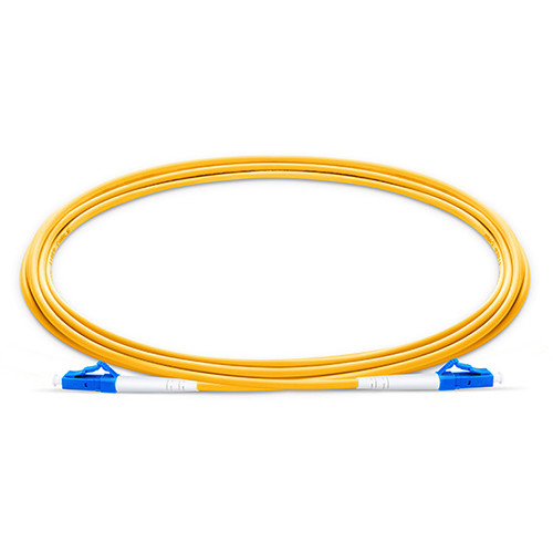 Barnfind Technologies LC to LC Single-Mode Simplex Fiber Patch Cable (1.6')