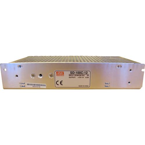 Barnfind Technologies Redundant Power Supply Unit for BarnOne / BTF-Mini-16 Frame (100W, 48 VDC to 12 VDC)