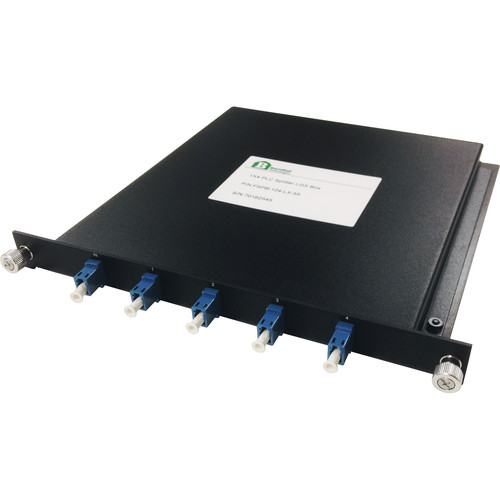 Barnfind Technologies LGX Series Passive Distribution Optical Splitter Module (1 : 8 Out)