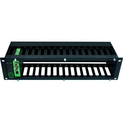Barnfind Technologies 2.5 RU Frame for up to 16 BarnMini Modules & PSU