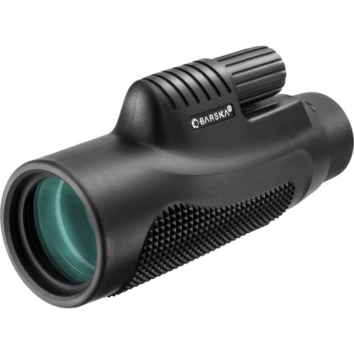 Barska 10x42 Level Waterproof Monocular (Black)