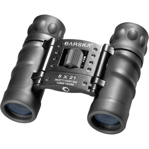 Barska 8x21 Style Compact Binocular