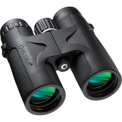 Barska 12x42 WP Blackhawk Binocular (Black)