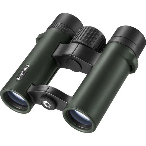 Barska 10x26 Air View Waterproof Binoculars (Green)