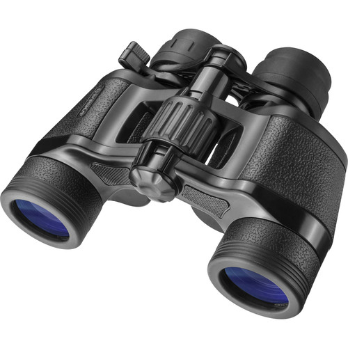 Barska 7-15x35 Level Zoom Binocular (Black)
