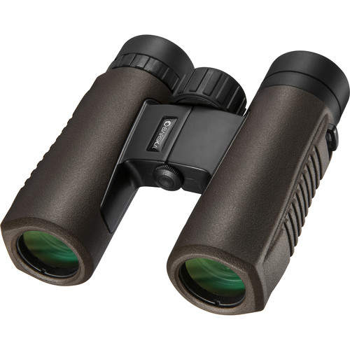 Barska 10x26 Embark Waterproof Binocular (Brown)