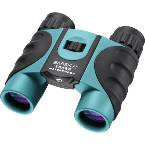 Barska 10x25 Colorado Waterproof Binocular (Blue)