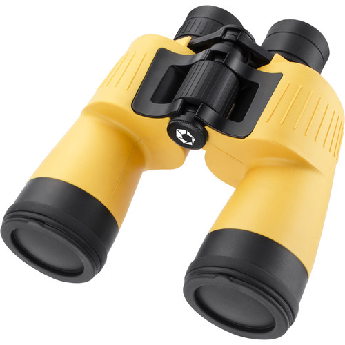 Barska 7x50 WP Floatmaster Floating Binocular (Yellow)