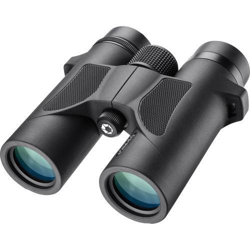 Barska 8x32 Level HD Waterproof Binoculars (Black)
